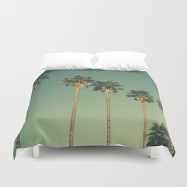 Hollywood Summer Duvet Cover