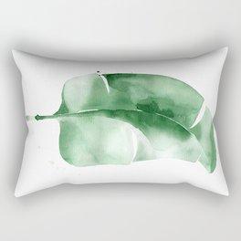Banana Leaf no. 1 Rectangular Pillow