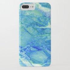 Sea blue marble Slim Case iPhone 7 Plus
