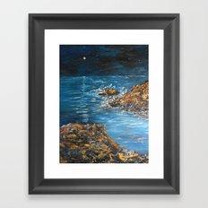Starlight Time Framed Art Print