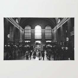 Grand Central Terminal Rug
