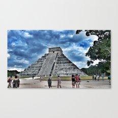 Pyramid 2 Canvas Print