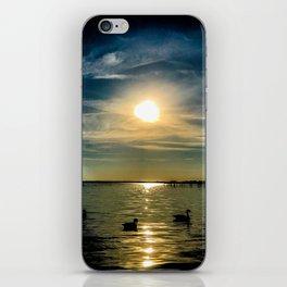 Mid Morning Bay iPhone Skin