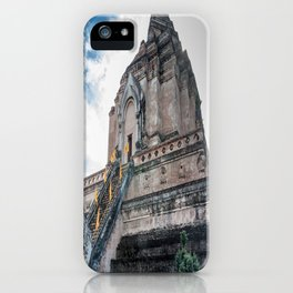 The Chedi of Wat Chedi Luang_Thailand iPhone Case
