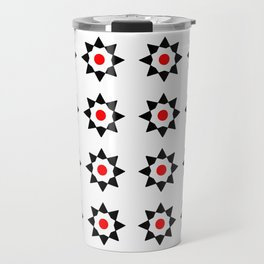 sunny wheel 3 Travel Mug