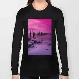 Pink Sky #3 Long Sleeve T-shirt