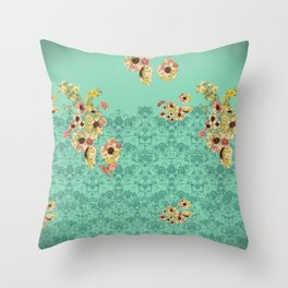 gula  Throw Pillow
