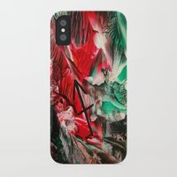 sagittarius iPhone & iPod Cases featuring Sagittarius  by ART de Luna