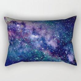 Milky Way Rechteckiges Kissen