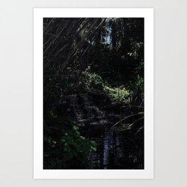 Jungle Oasis Art Print