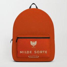 Milde Sorte - Vintage Cigarette Backpack