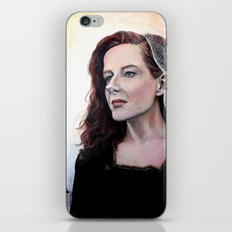 Madonna Of The Wasps iPhone & iPod Skin