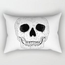 Super Skull Rectangular Pillow