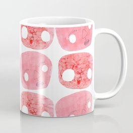 Face Off Coffee Mug