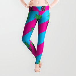 Dat Boi Pattern Leggings