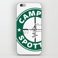 Camper Spotted iPhone & iPod Skin