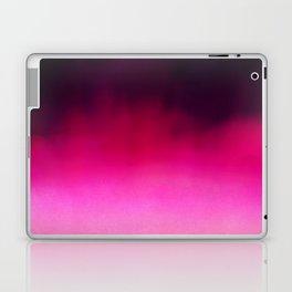 Purple and Black Abstract Laptop & iPad Skin