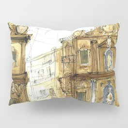 Old Palermo Pillow Sham