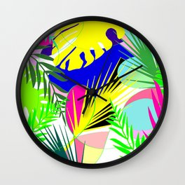 Naturshka 73 Wall Clock