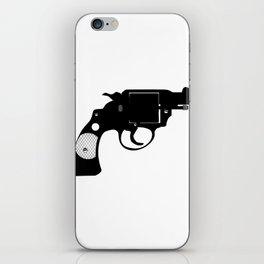 Detectives Revolver iPhone Skin