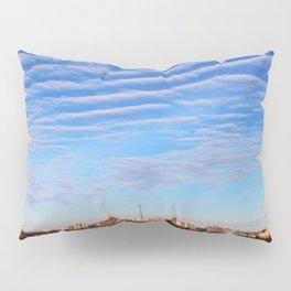 Blue Sky Toronto Pillow Sham