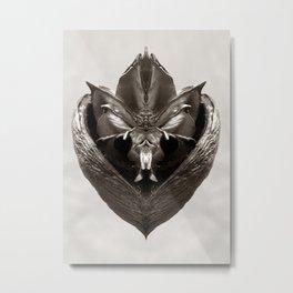 Bugging Out Metal Print