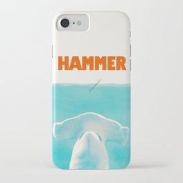 Hammer iPhone Case
