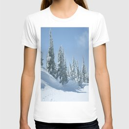 Winter day 3 T-shirt