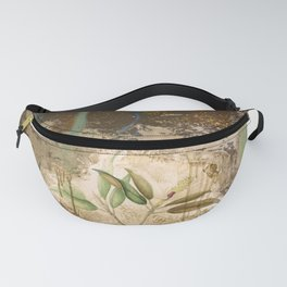 Magnolia In The Forest Fanny Pack