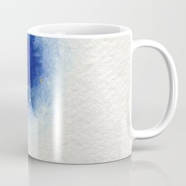 Bear And Moon Magical Night Sky Watercolor Art Painting Coffee Mug