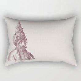Haute Coiffure  /#1 Rectangular Pillow