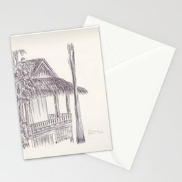 BALLEPN TRAVEL IN LAOS 7 Stationery Cards