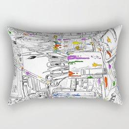 Artist - Künstler Rectangular Pillow