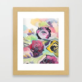 Can We Just Be Friends? Framed Art Print