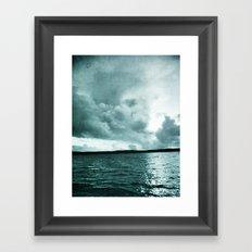 Clair de lune Framed Art Print