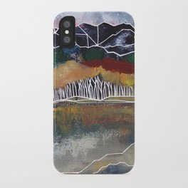 The Glass Lake iPhone Case