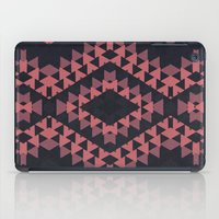 navajo iPad Cases featuring navajo n3 by spinL