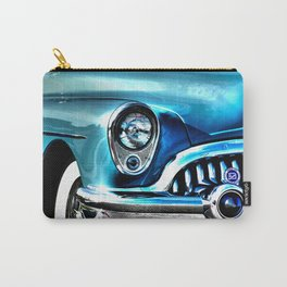 Blue Buick  Carry-All Pouch