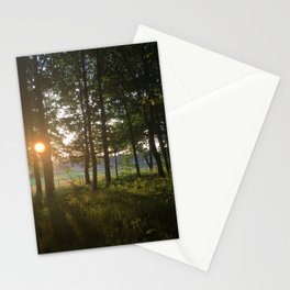 Dusk to Dawn Stationery Cards