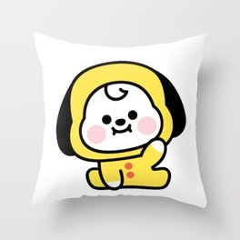 Baby Chimmy Throw Pillow