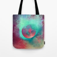 justin timberlake Tote Bags featuring α Aurigae by Nireth