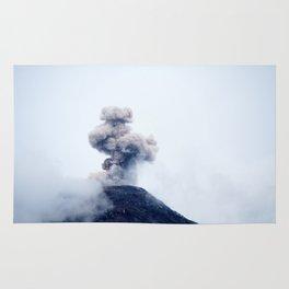 Eruption Rug