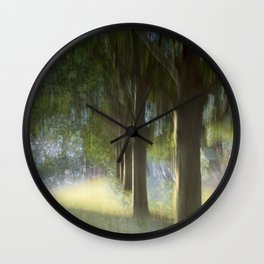 abstract, art, photography, tree, australia, wilderness outdoors blue sea beach sky, wilderness, out Wall Clock