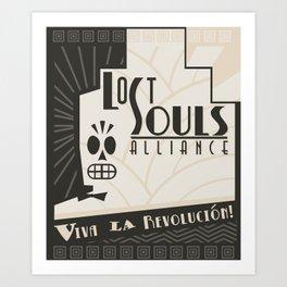 Lost Souls Art Print
