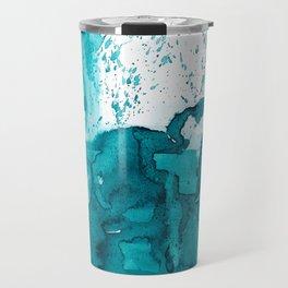 Water Dance Travel Mug