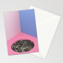 Epic loot cave (end the grind) Stationery Cards