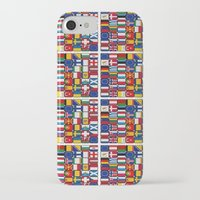 europe iPhone & iPod Cases featuring Europe/Europa by MehrFarbeimLeben