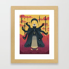 Guardian of the Night Framed Art Print