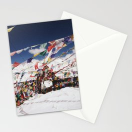 Prayers in the Wind Stationery Cards
