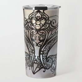 Carnival mask Travel Mug